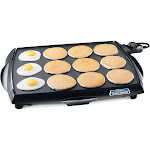 Presto Big Griddle with Cool Touch- 07046