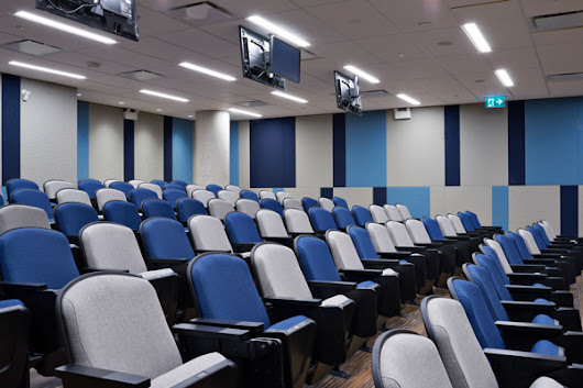 New Fixed Seating for George Brown College in Toronto