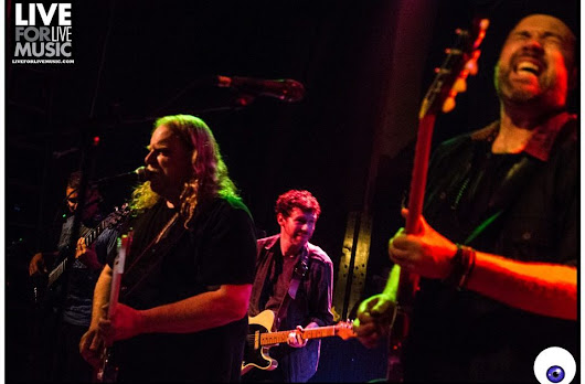 Watch Warren Haynes And All-Star Daze Between Band Slay Huge Scarlett>Fire [Review/Video]