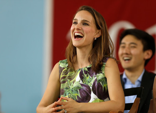 At Harvard, Natalie Portman acknowledges what many of us feel: Impostor syndrome