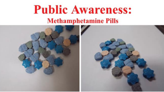 Police warn parents about meth pills that look like Halloween candy
