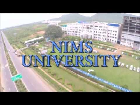 Full Campus View Video of Nims University