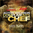 Alius Magazine: @ActionBronson x Lauriana Mae – Compliments To The Chef (prod. by @HarryFraud)