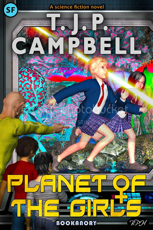 T.J. P. Campbell's Planet of the Girls