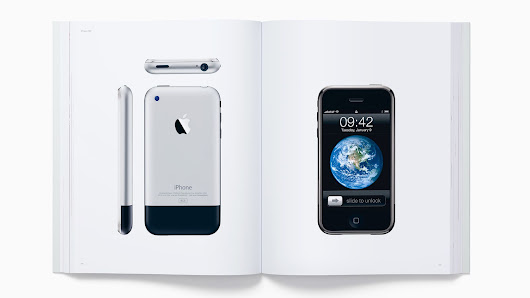 Apple releases $300 book containing 450 photos of Apple products