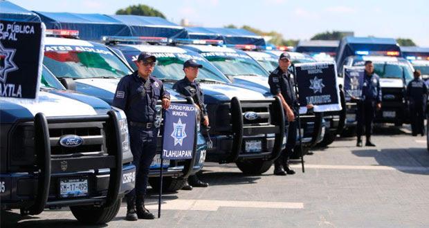 Gali presentará iniciativa para que cada año se sumen 500 policías a SSP