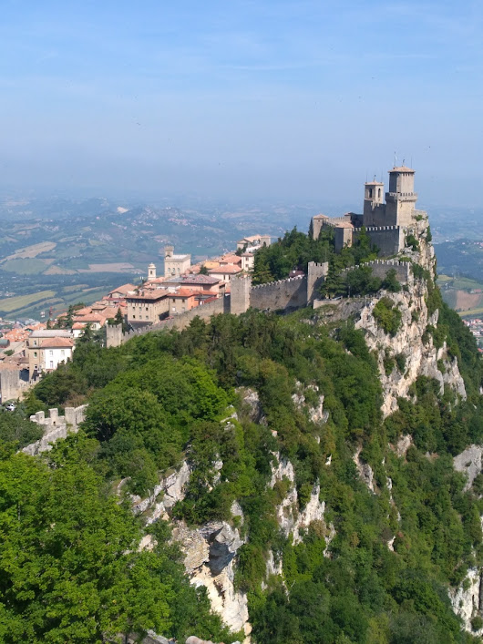 Snapshots from San Marino (May 2018)
