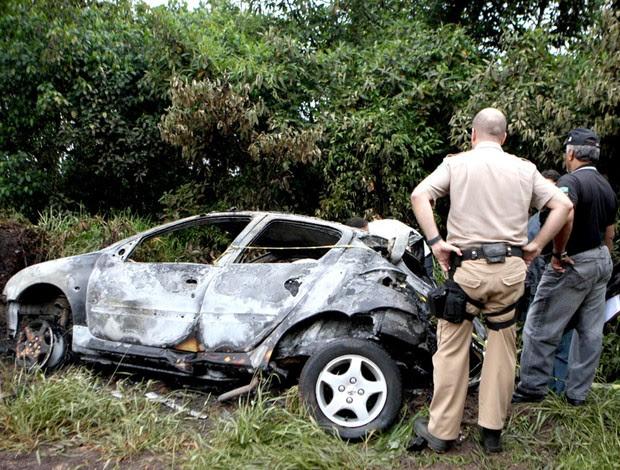 Lucas Emanuel do América-MG morrem em acidente de carro