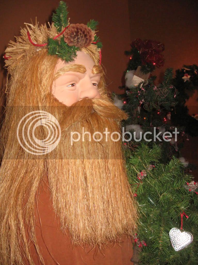 Pioneer Santa