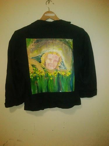 Vision: Claudia William's Jacket