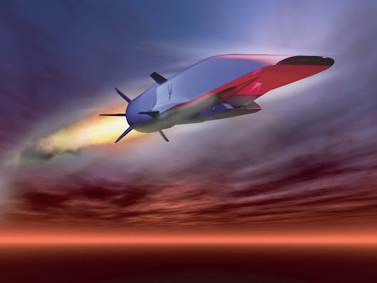 US quietly testing hypersonic missiles that can fly at a mile a second