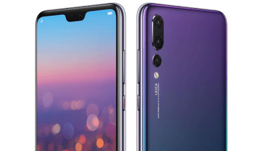 Huawei Mate 20 Pro announced Featuring a triple camera and more