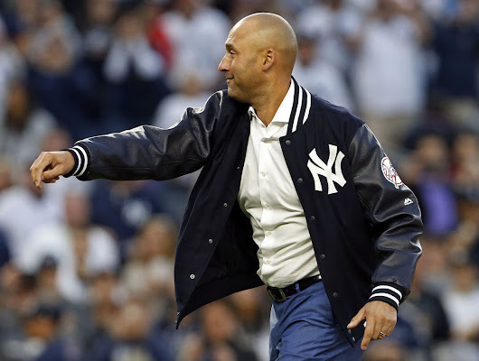 Jeter: 'Absolutely nothing' to report on involvement with Marlins