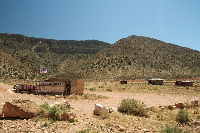 Navajo shops