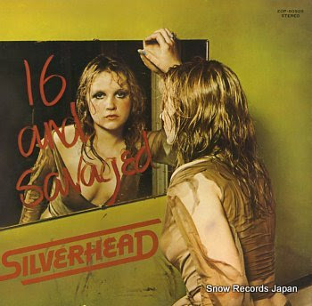 SILVERHEAD 16 and savaged