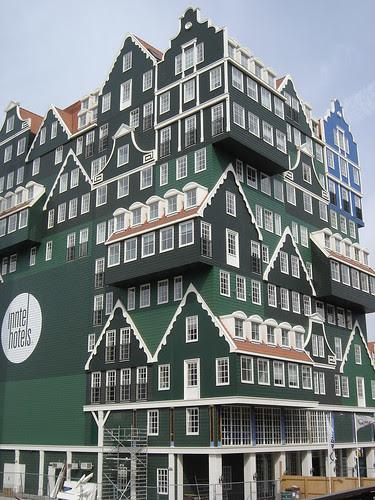 Zaandam: Hotel Inntel