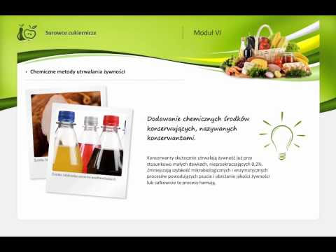 1.6 Magazynowanie surowców cukierniczych