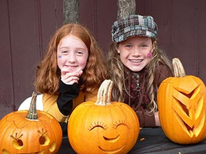 pumpkin carving for all ages