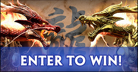 TERA Dragon Mount Giveaway