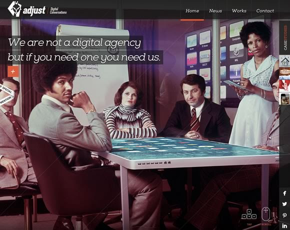 17 Inspiring Examples of Retro Elements in Web Design