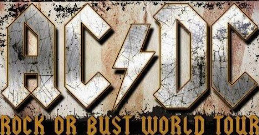 AC/DC: le prime due date del 'Rock Or Bust World Tour' in diretta streaming