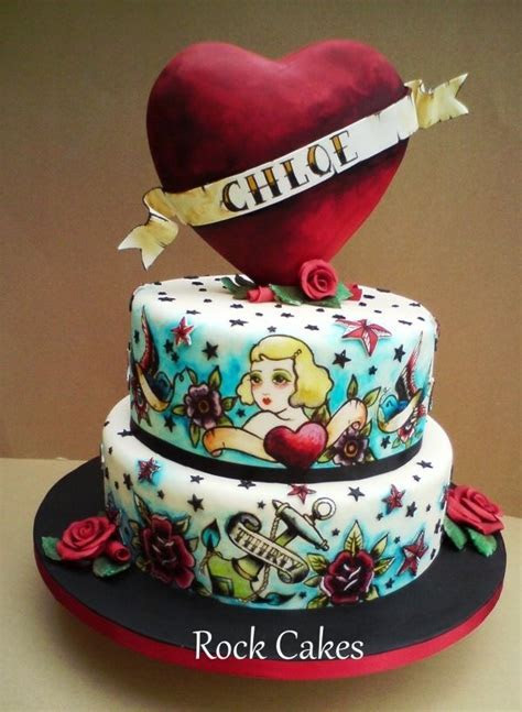 how awesome  tattoo cake   Cakes in 2019   Cake, Tattoo