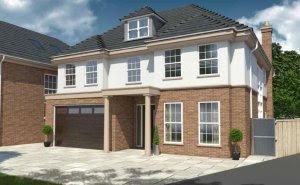 Houses For Sale In Elstree - modern house