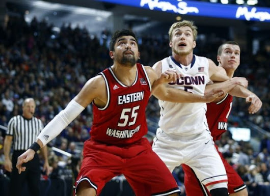 Eastern Washington Pulls Away From Texas Southern In Second Half