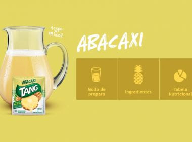 Fabricante do suco Tang é multada em R$ 1 milhão por propaganda enganosa