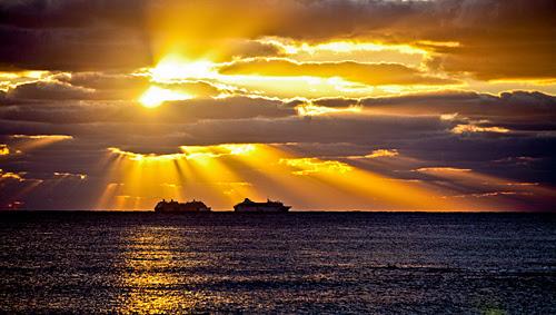 Cayman Farewell by Michael Orhelein
