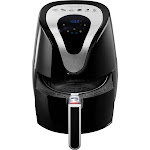 Insignia - Digital Air Fryer - Black