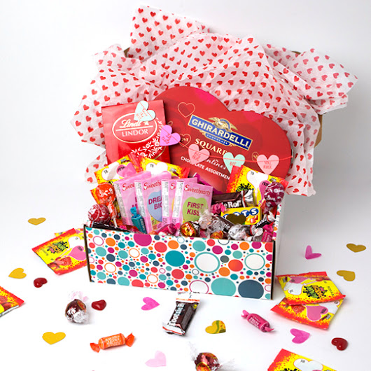 PINCHme Valentine's Day Chocolate Giveaway