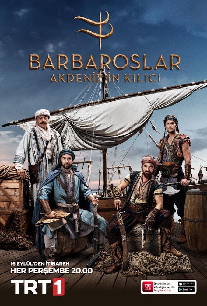 Barbaroslar Episode 6 with English Subtitles