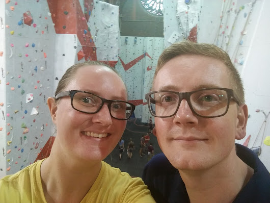 Getting started with Rock Climbing - Girl Geek Up North