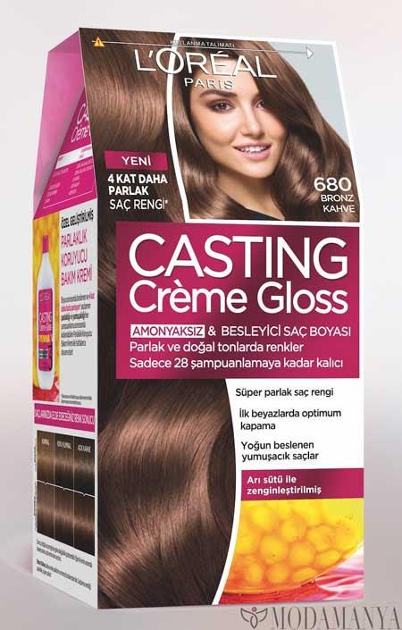 Casting Crème Gloss Ile Saç Boyama Korkusunu Yenmeyen Kalmayacak
