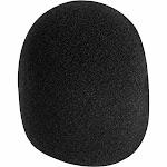 On-Stage Black Foam Microphone Windscreen ASWS58B