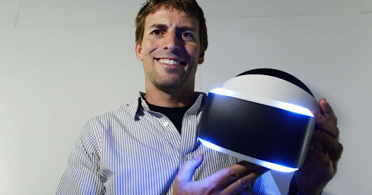 Google signs up PlayStation VR engineer Richard Marks