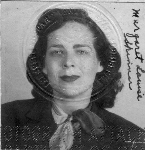 Margaret Loiuse Skinner, Fullbright professor, 1921-1992