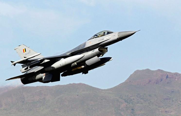 Βέλγοι βομβαρδίζουν Συρίους;