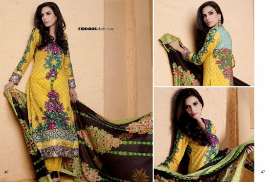Firdous-Lawn-New-Latest-Fashionable-Designs-Exclusive-Springs-Summer-Collection-2013-3