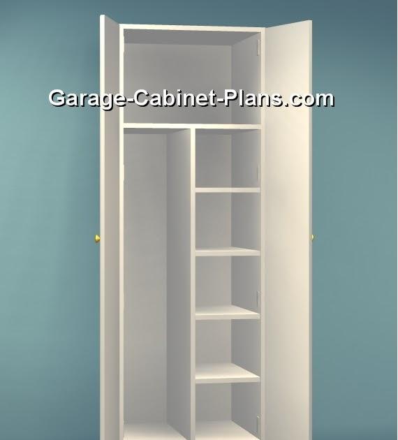 Broom Cabinet