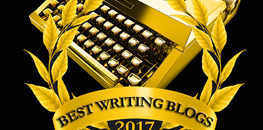 Best Writing Blogs for Writers Awards 2017