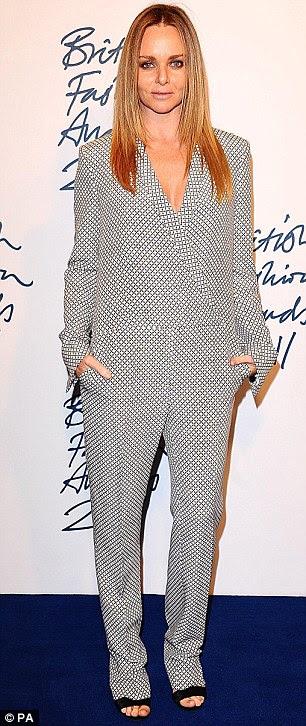 Errar o alvo da moda: Stella McCartney e Daphne Guinness deixou muito a desejar em seus equipamentos