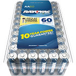 Rayovac Reclosable Pro Pack Battery - AA - Alkaline