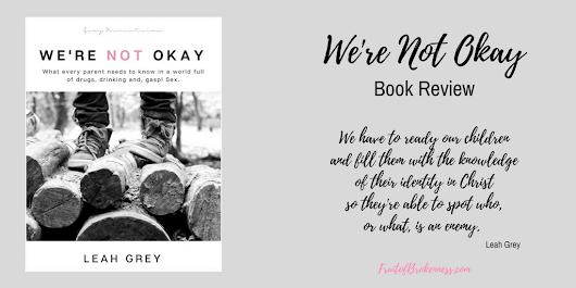 Book Review: We're Not Okay - Fruit of Brokenness
