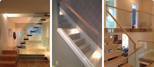 Custom Glass Railing and Shower Installations in the GTA | Ontario Custom Glass