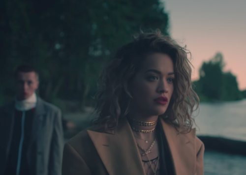 "Rita Ora ""Your Song"" Video 
