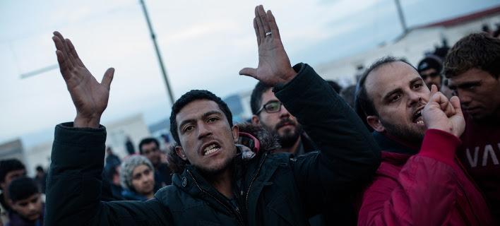 Ειδομένη: Οι κάτοικοι αγοράζουν όπλα και φοβούνται - Ολο το παρασκήνιο