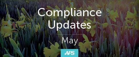 May Compliance Updates: HSA Limits and Overtime | APS Payroll