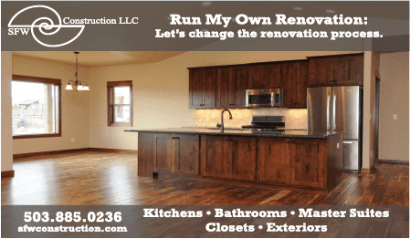 Run My Own Renovation: Change the meaning of Portland Remodels